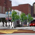 Texas Avenue Streetscape
