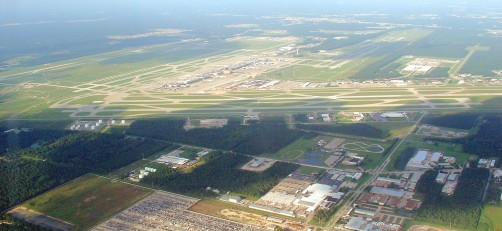 Houston Intercontinental Airport