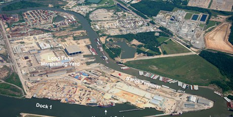 Industrial Terminals, LP Facilities (photo courtesy of Industrial Terminals)